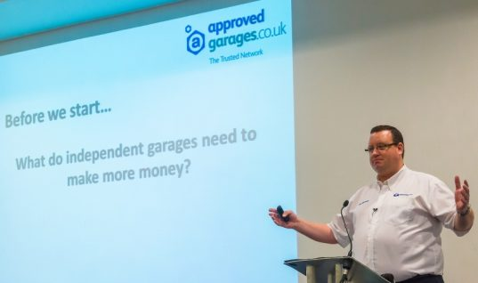 Approved Garages cuts membership fees by 50%