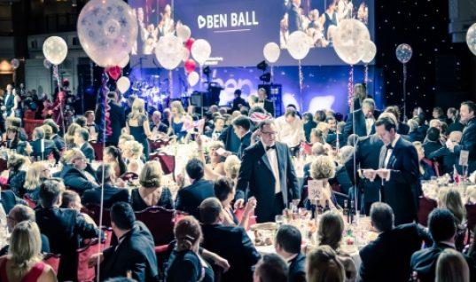BEN Ball 2014 set for December 10th