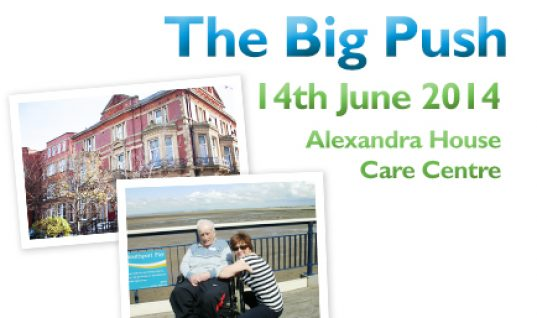 BEN's 'Big Push' to support Southport Care Centre