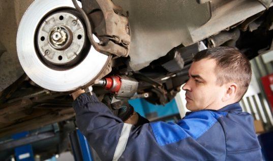 Survey says 'Car Mechanics' are UK's most active