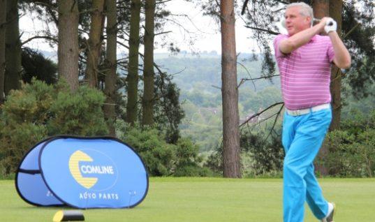 Woburn hosts second Comline Golf Day