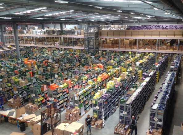 First Line S Big Boost To Warehouse Capacity Garagewire