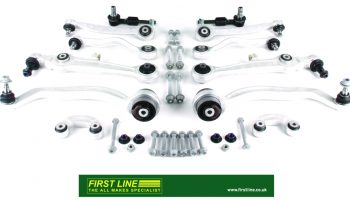 First Line suspension kits added to range