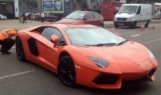Police sell £5.5m worth of seized cars in London