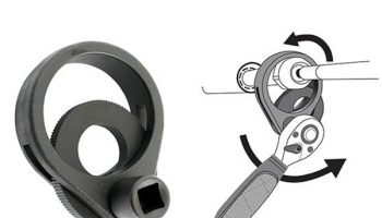 Versatile rack end removal tool from Laser Tools