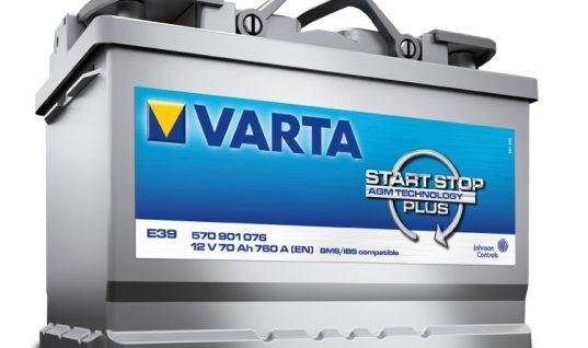 Manbat start-stop battery technology – fitting process