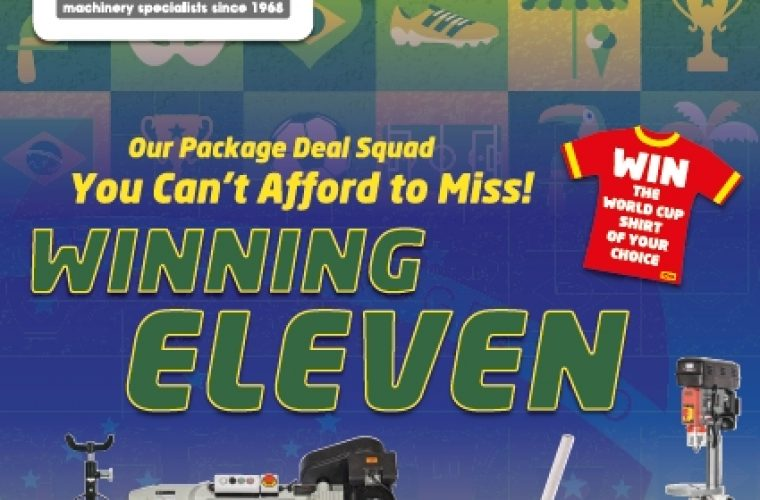 World cup fever with SIP's 'Winning Eleven' promotion