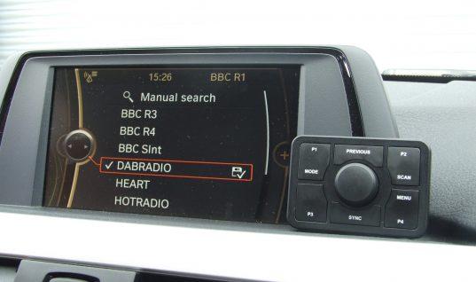 DABmotion digital radio garages wanted