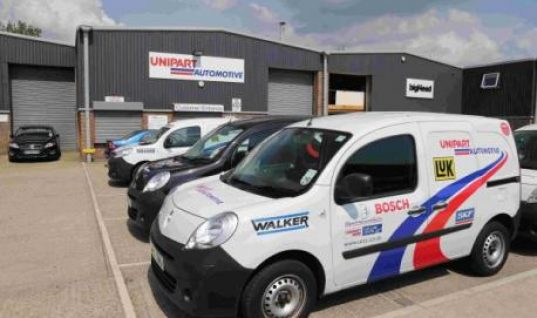 33 sites bought by Andrew Page & The Parts Alliance