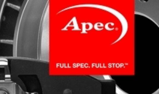 Apec Braking add to range