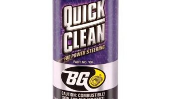 Profit from power steering fluid changes say BG Products