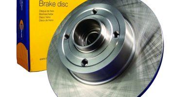 Comline extend brake disc range