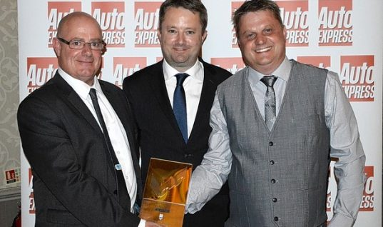 Crescent win Motor Codes Garage of the Year 2014