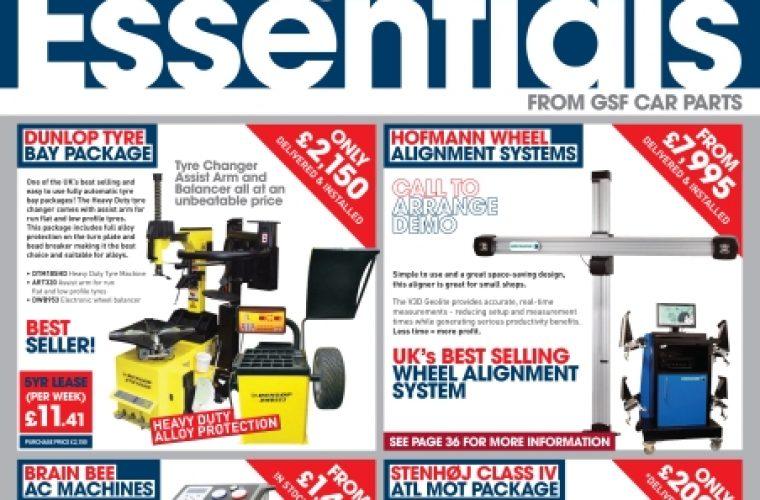 GSF Garage Essentials out now