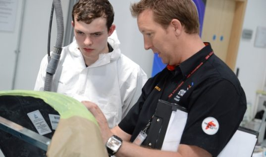 Automotive Apprenticeships show first increase in three years