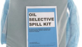 Oil mini spill kit from Prosol
