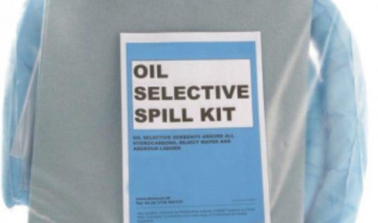 Oil mini spill kit from Prosol