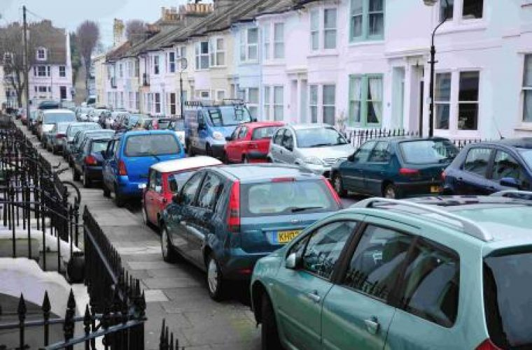 RAC highlight 2014 'Great Parking Squeeze'