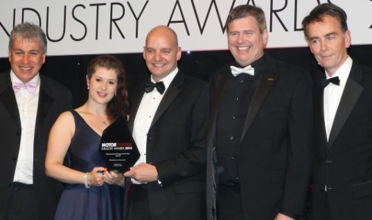 Russell Automotive wins Independent Garage of the Year