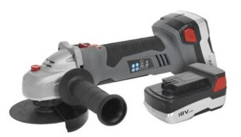 Sealey – EW Cordless Angle Grinder – £50 off!