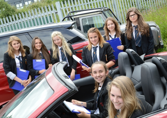 All Girl Team Win Imi Automotive Competition - Garagewire-9962
