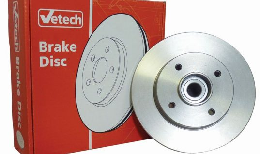 Extended Vetech braking range available from GSF