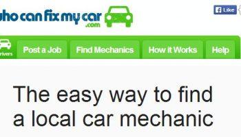 WhoCanFixMyCar's top five consumer expectations