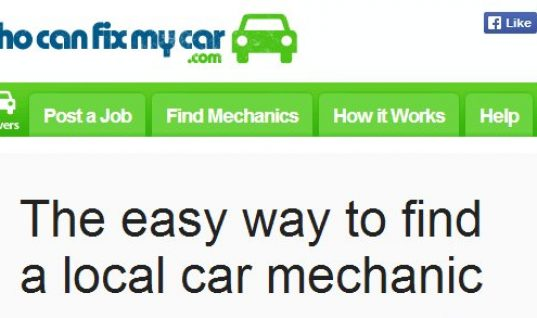 WhoCanFixMyCar's top five consumer expectations