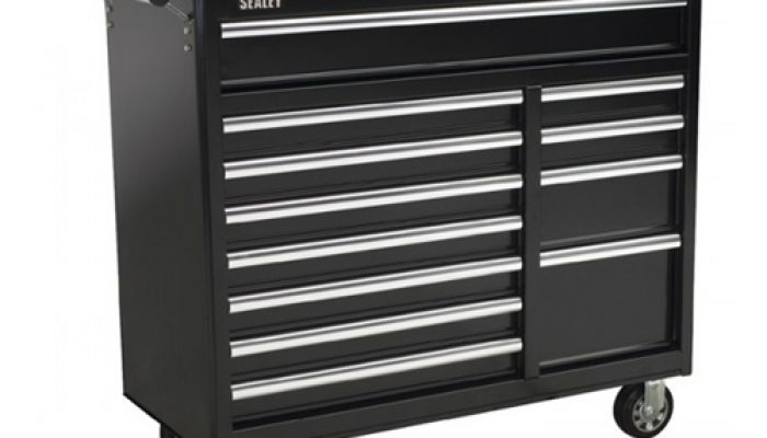 New toolbox storage range added to Clampco website