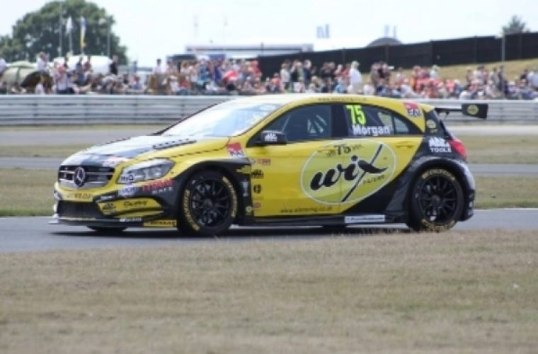 75 year celebration for WIX Filters at Snetterton