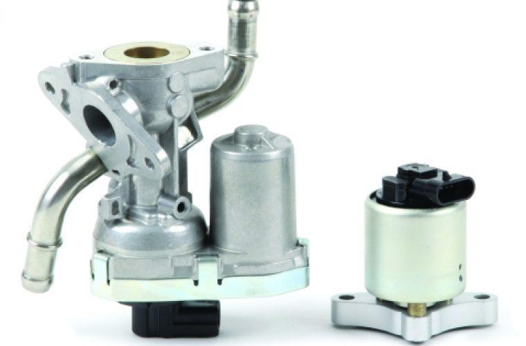 First Line 'niche' range adds EGR valves