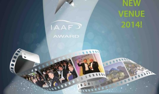 Countdown to IAAF Conference & Awards Dinner
