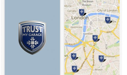 IGA launch Trust My Garage App