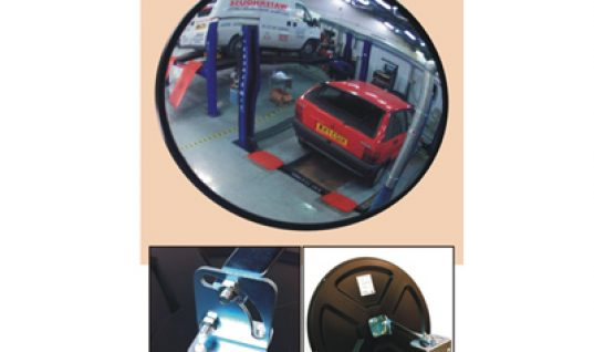 Convex Workshop Viewing Mirrors