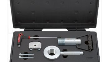 Shock absorber assembly tool kit