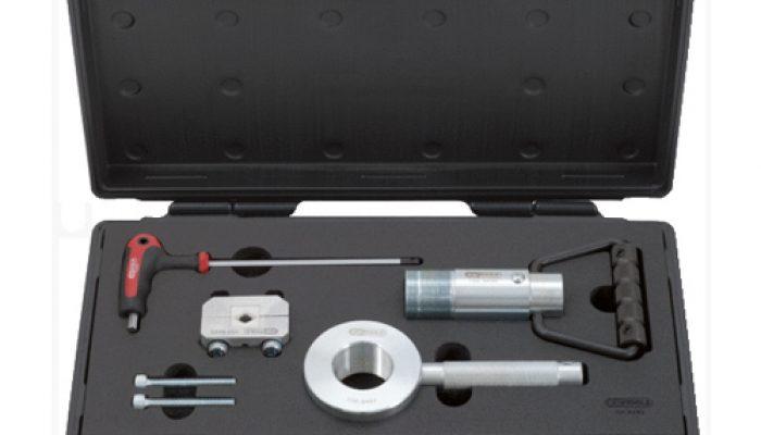 Shock absorber assembly tool kit