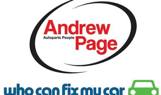 Andrew Page link up with WhoCanFixMyCar