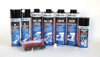 Dinitrol rust proof kit