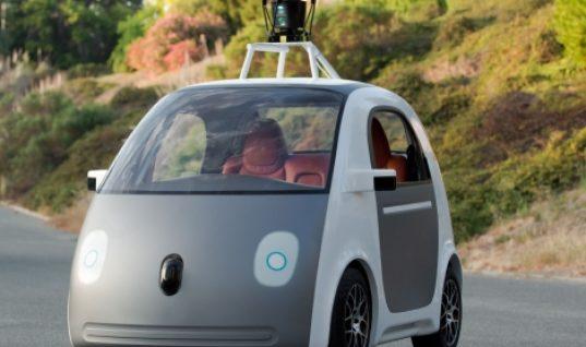Google's driverless cars won't work in heavy rain