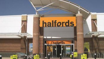 Halfords target car parts business