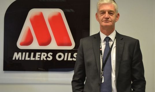 Millers Oils expands sales team after successful year