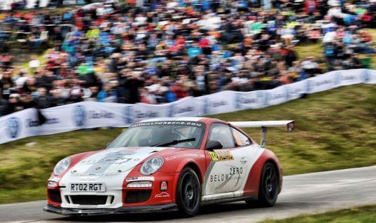Millers Oils to supply WRC Porsche