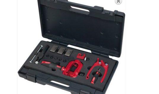 Universal brake flaring master set