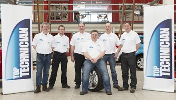 The search for Top Technician 2015 begins