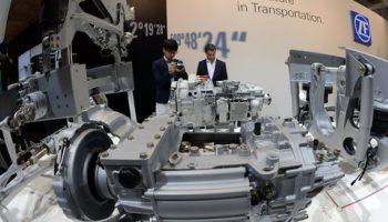 TRW Automotive agrees $11.7bn sale to ZF