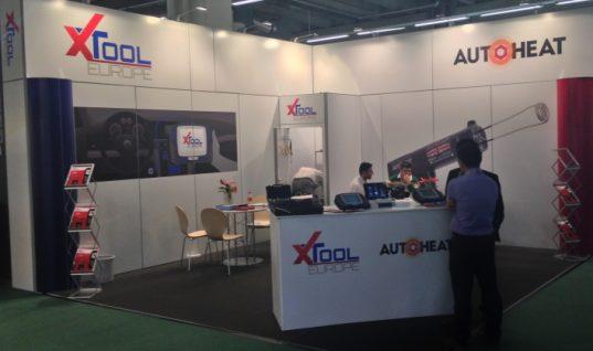 X Tool reflect on Automechanika success