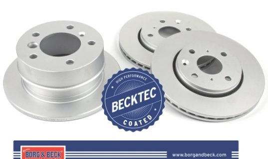 BECKTEC coating to be phased in by Borg & Beck