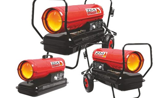 Portable Diesel Space Heaters from GSF Car Parts