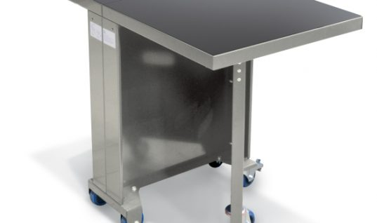Dura's new folding workbench
