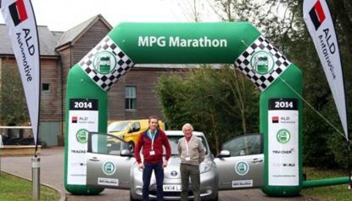 MPG Marathon winner close to 100 mpg